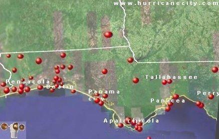 Pensacola Weather Florida Panhandle Weather