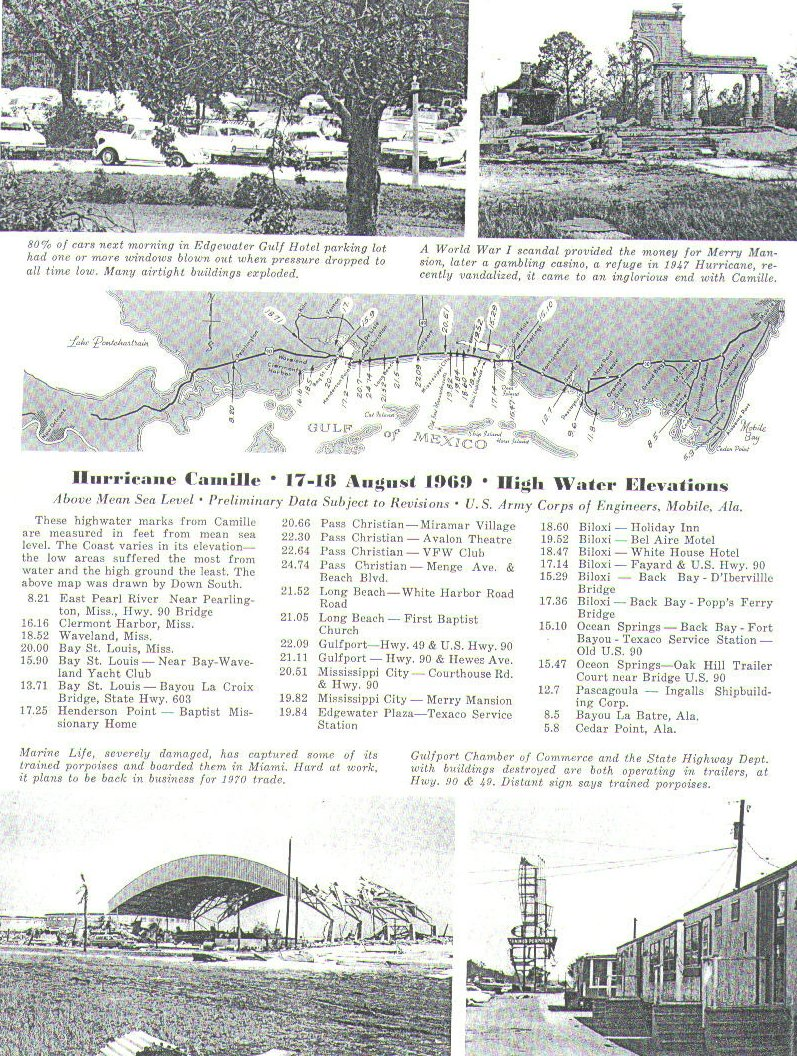 Biloxi Mississippi Hurricanes