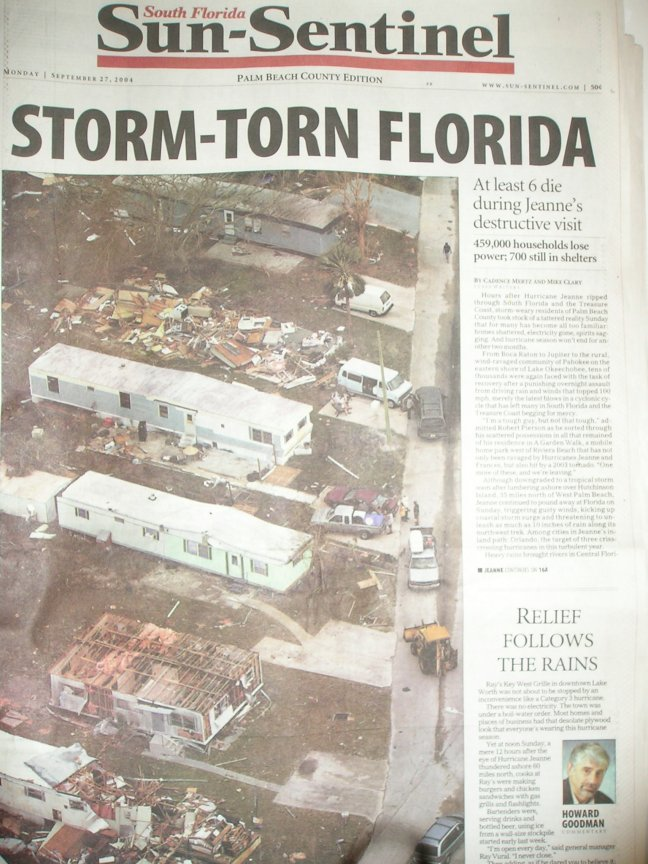 West Palm Beach Florida Newspaper