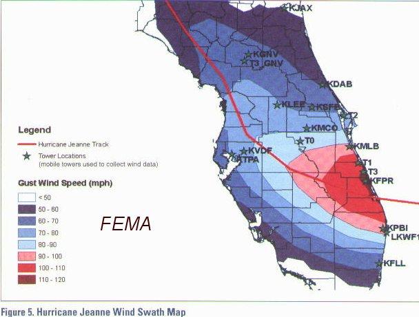 Vero Beach Florida Hurricanes