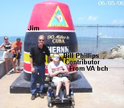 jim williams and Bill Phillips