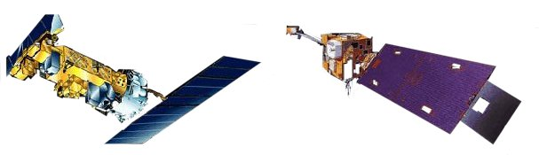 Image of satellites