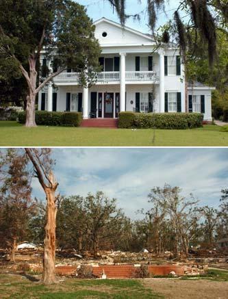 Gulfport Mississippi Hurricanes