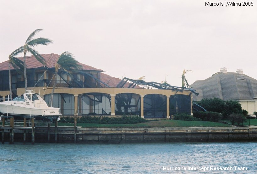 Naples florida storm damage